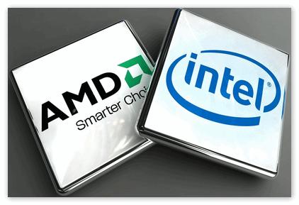 Известные марки процессоров