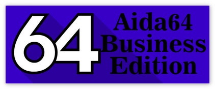 Logo Aida64 Business Edition