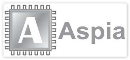 Логотип программы Aspia